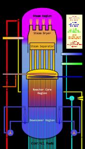 Tanki Reaktor BWR